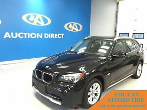 2012 BMW X1 xDrive28i (A8),AWD,AC, FINANCE NOW!!