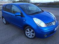 Nissan note 1.6 Petrol auto HPI new mot parking aid