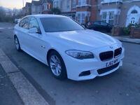 BMW, 5 SERIES, Saloon, 2012, Semi-Auto, 1995 (cc), 4 doors