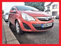 DIESEL -- 2012 Vauxhall Corsa 1.3 CDTi ecoFLEX -- Low 59000 Miles -- Part Exchange Welcome-- CORSA