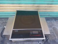 CookTek MCD2500G Apogee Single Drop-In Hob Induction cooker commercial used