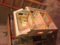 Adorable dollhouse for your little doll