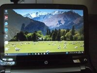 """HP Touchscreen Netbook 11"""" Windows 10"""