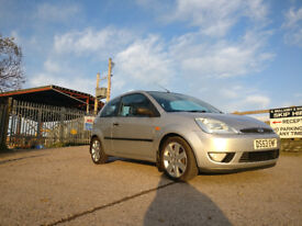 Ford Fiesta MK6 1.4 Silver Edition - Good Spec, Timing Belts Changed