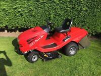 Alko Ride On Mower T18-102 HD