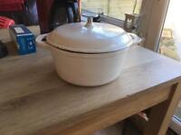Denby casserole