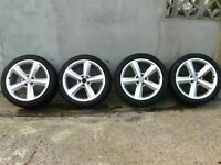 "18"" Audi A4 S-Line wheels suit VW, SEAT ,15"" Mirca Alloys and Golf Parts"