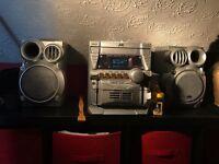 Vintage JVC 3 Piece Stereo BARGIN !!!!!