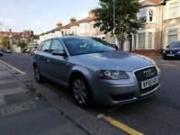 Audi A3 1.6 SE sportback 5 door Metallic nova silver Fsi vw one owner car quick sale