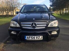 MERCEDES ML270 CDI SPECIAL EDITION 2004