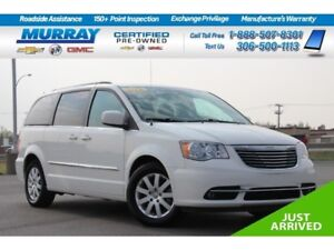 2013 Chrysler Town & Country *NAV SYSTEM,SUNROOF,REAR CAMERA*