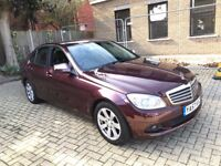 2008 MERCEDES BENZ C200 2.1 CDI SE SALOON DIESEL AUTOMATIC 5 SEATS MOT GOOD DRIVE NOT C220 C180 320D