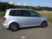 Volkswagen Touran 1.6 SE TDI 5d 103 BHP FULL SERVICE HISTORY