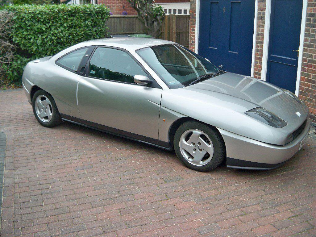 1997 FIAT Coupe 2.0 20V