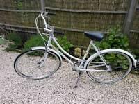 Vintage Women's Raleigh Bicycle