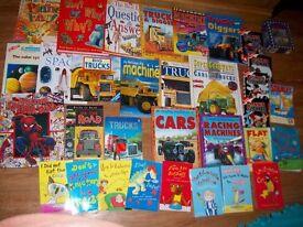 24 children's books mixed lot