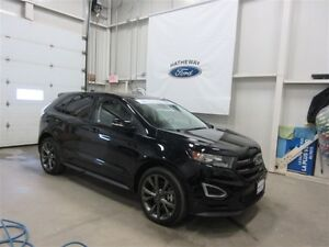 2016 Ford Edge Sport - FORD CERTIFIED PRE-OWNED - RATES AS LOW A
