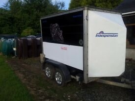 box trailer great condition