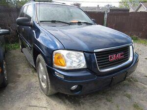 2003 GMC Envoy SLE 4.2 L, AWD Remote Starter (working but not wa