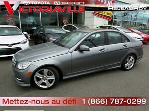 2011 Mercedes-Benz C-Class C300 4MATIC AWD  Full, Cuir, Toît...