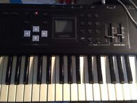 Casio FZ-1 Sampler Synth Analog Digital Filters like Akai SP1200 S950 Emax MS20 keyboard Synthesizer