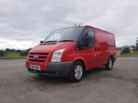 2010 ford transit limited