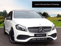 Mercedes-Benz A Class A 200 D AMG LINE PREMIUM PLUS (white) 2017-12-29