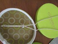 Chamilia Drop Chain Necklace