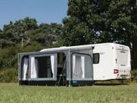 Privacy room for Kampa Revo zip roll out awning