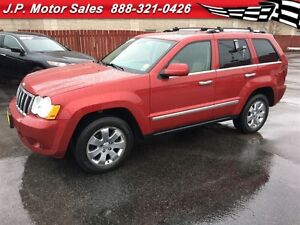 2010 Jeep Grand Cherokee Limited, Automatic, Leather, Sunroof, 4