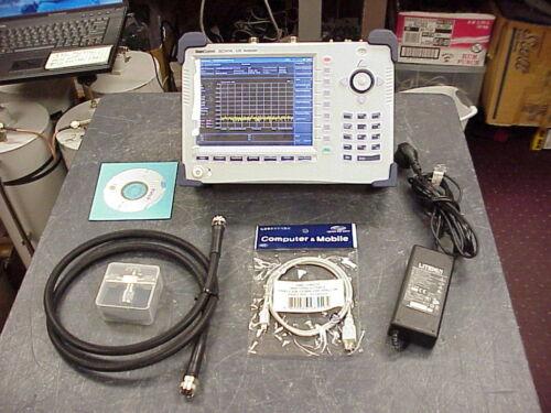 Gencomm JDSU GC747A let Base Station  -Antenna-Analyzer -Spectrum Analyzer