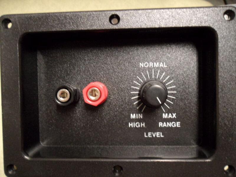 Yamaha Speaker Crossover 300037