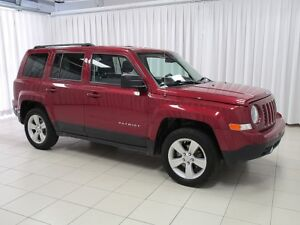 2015 Jeep Patriot NOW THAT'S A DEAL!! NORTH EDITION 4X4 SUV w/ H