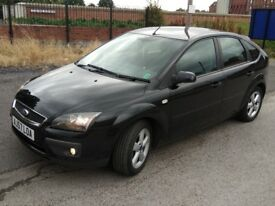 Ford Focus 1.8 125 2007 IN VERY GOOD CONDITION