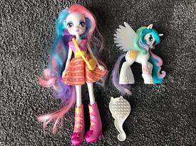 My little pony celestia equestria