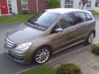 2007 MERECEDES BENZ B170 SE AUTOMATIC TIP, 83K, EX HISTORY, FULL MOT & 1 OWNER FROM NEW!