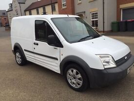 FORD TRANSIT CONNECT 1.8 TDCI VAN! 12 MONTHS MOT! 83K MILES! ABSOLUTE BARGAIN!!!