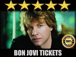 Discounted Bon Jovi Tickets | Last Minute Delivery Guaranteed!