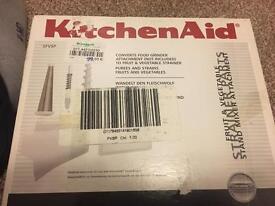 Kitchen Aid Food & Vegetable Strainer Parts - brand new