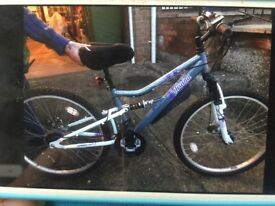 Apollo Ariana Ladies mountain bike - very good condition