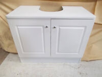 Wash-basin base cabinet wuth 2 doors