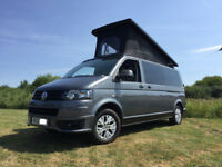 2012 VOLKSWAGEN TRANSPORTER T5 LWB 4 BERTH CAMPER T5.1 LONG WHEEL BASE AIR