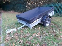 Trailer very good condition