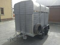 Cattle trailer for sale £500