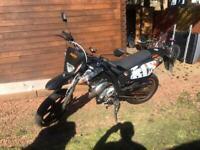 AJS 50cc bike