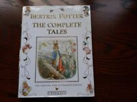 Beatrix Potter The Complete Tales deluxe volume