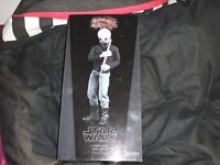 star wars rare figure boxed in very good condition