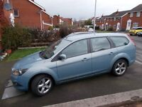 Ford Focus 1.8 2009 estate