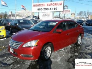 2013 Nissan Sentra Auto Btooth/All Pwr &ABS*