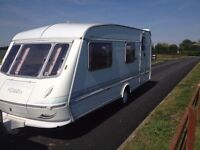 elddis gt 4 berth 1995 year immaculate condition